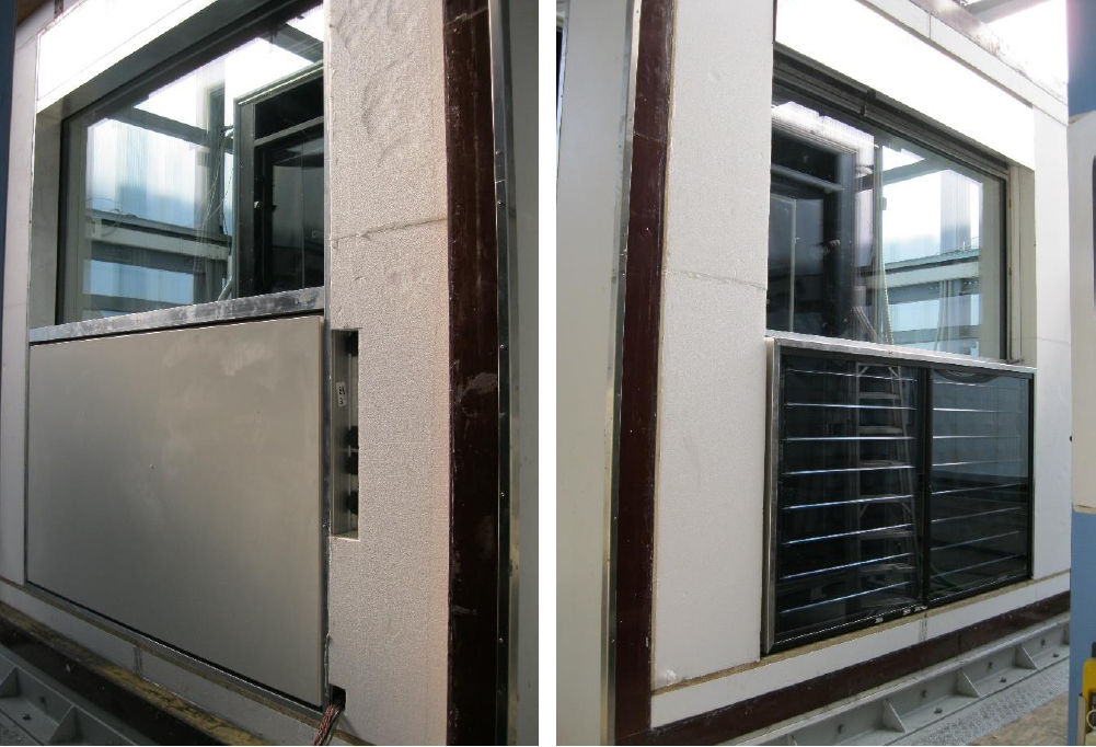 SunRise façade – Modular Building-Integrated Solar Thermal System