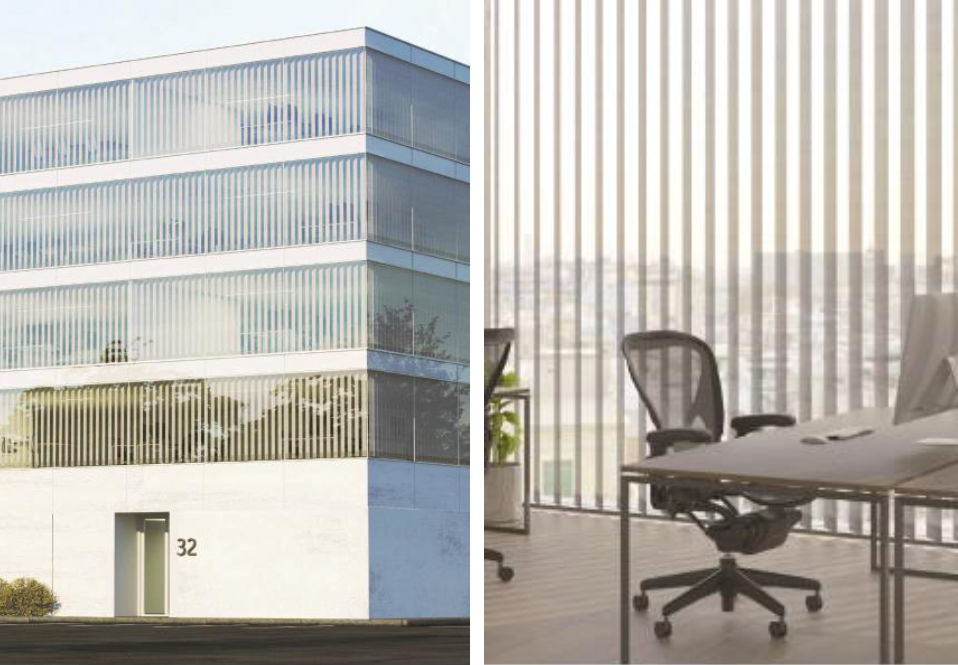 Kindow Sun-Tracking Verticals and Roller Blinds