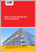Report on test methods and recommendations